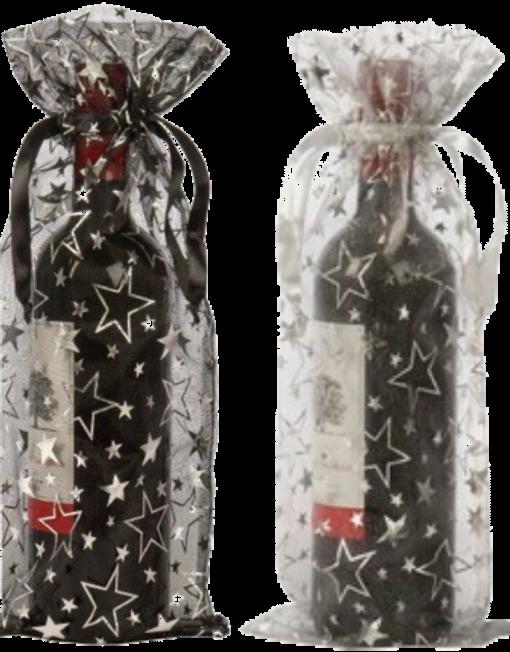 wijnfleszakken met sterren