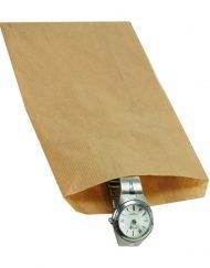 papieren zakje bruin
