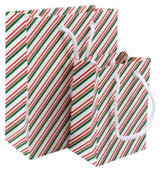 papieren draagtas kerst