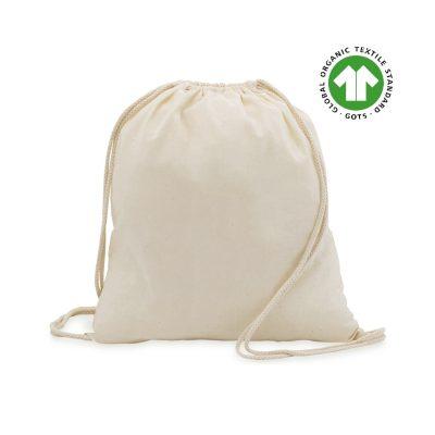 Ecologische katoenen rugzakjes 140 grams